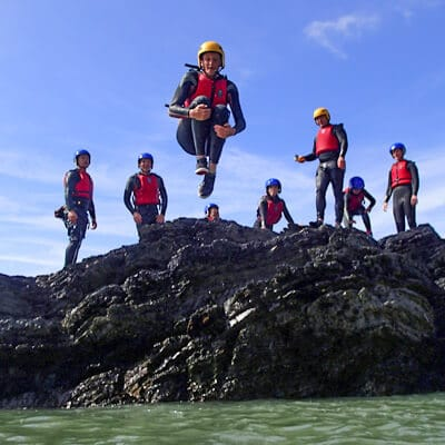 Outdoor activity instructor jobs North Devon