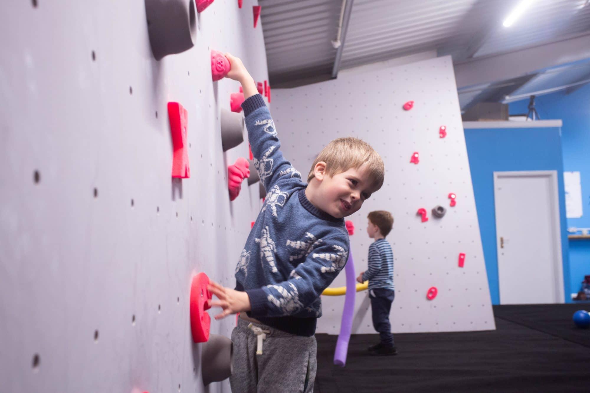 Bouldering centre private hire