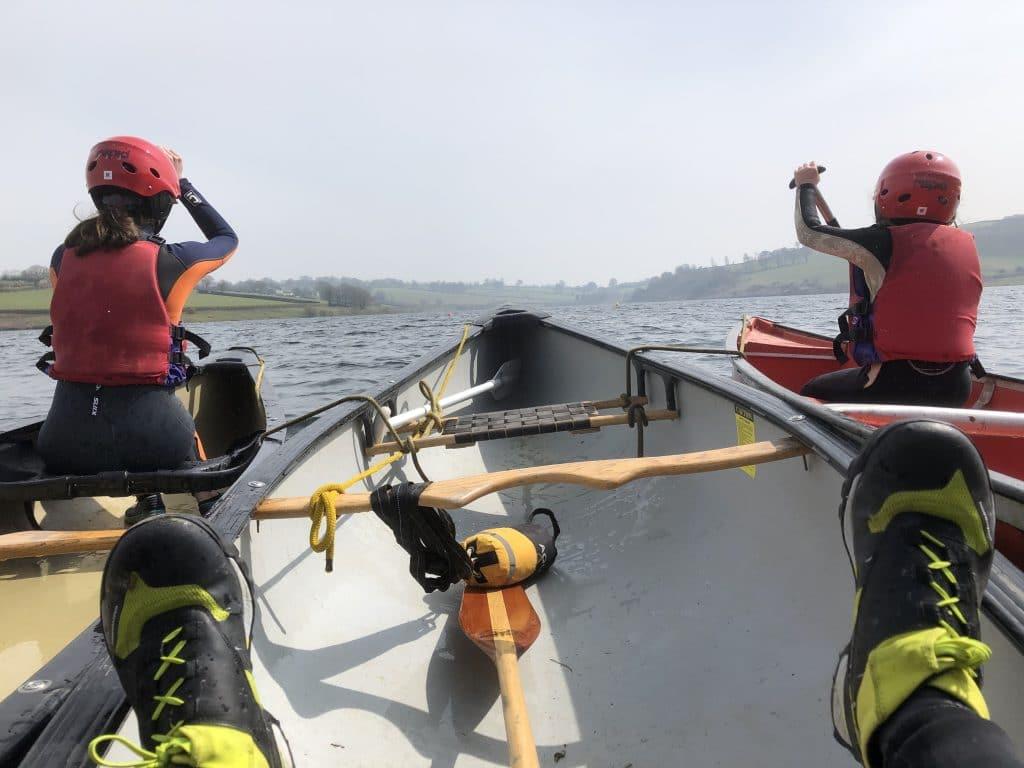 Watersports - activity week in North Devon
