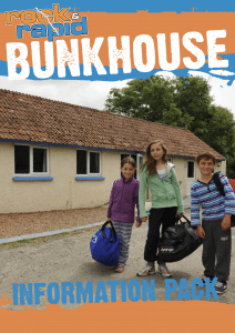 Rock and Rapid Adventures Bunkhouse - large group accommodation in North Devon