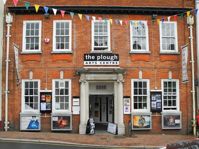 The Plough Arts Centre