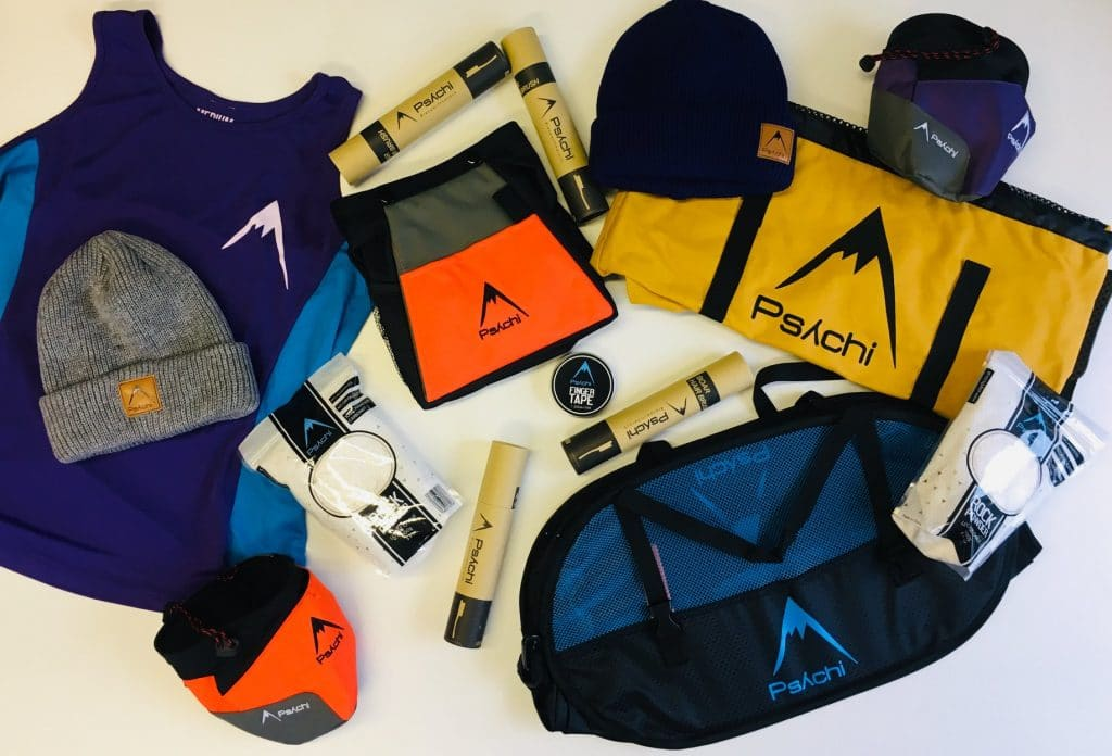 Bouldering competition prizes