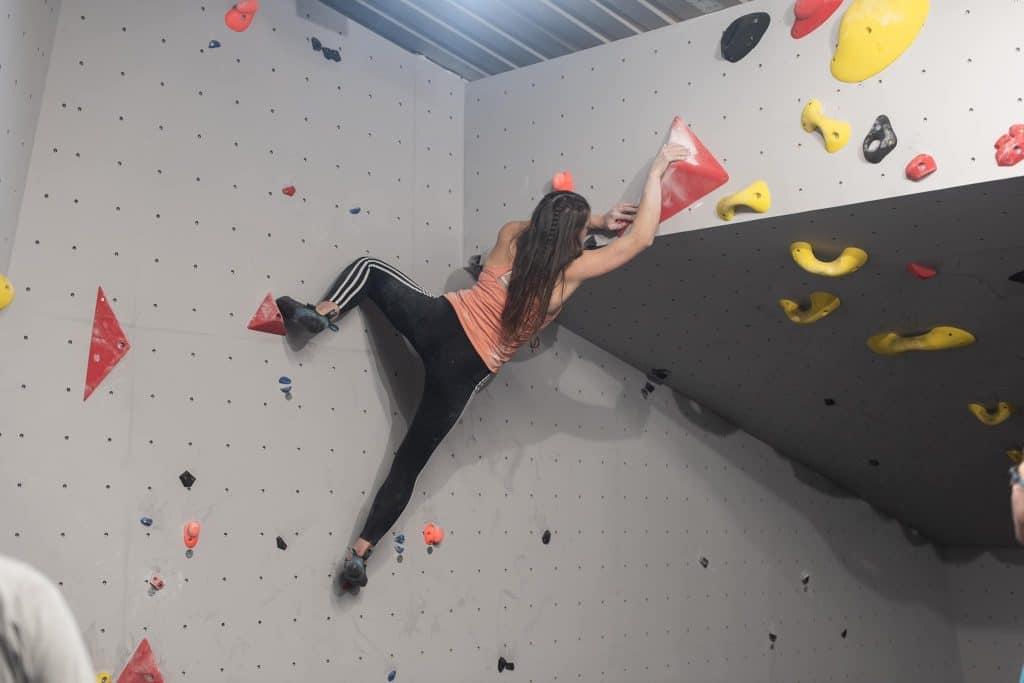 North Devon bouldering gym