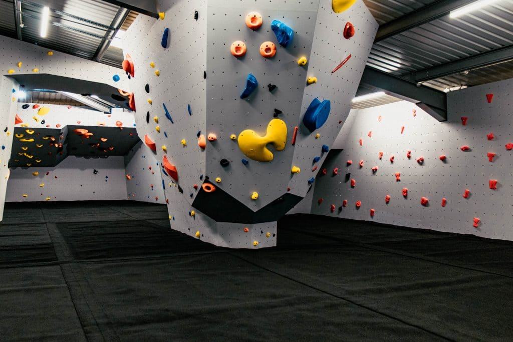 Bouldering centre North Devon