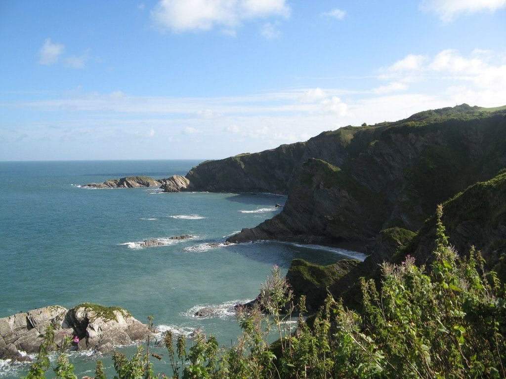 Josie Campbell image of Hele Bay